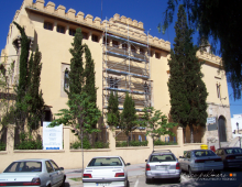Colegio Mayor S Juan Ribera