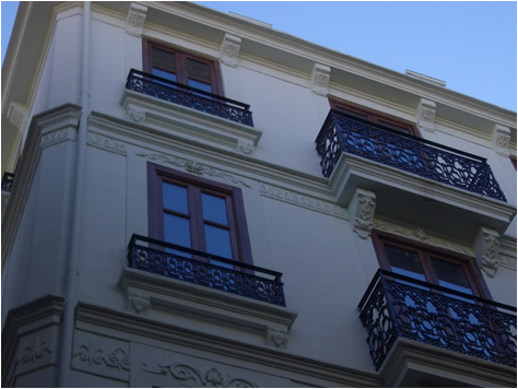 Rehabilitación edificio en Valencia