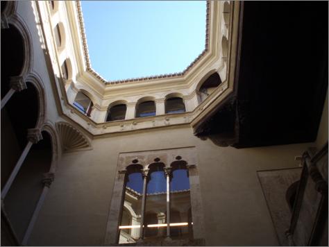 Conservación Palau de la Scala