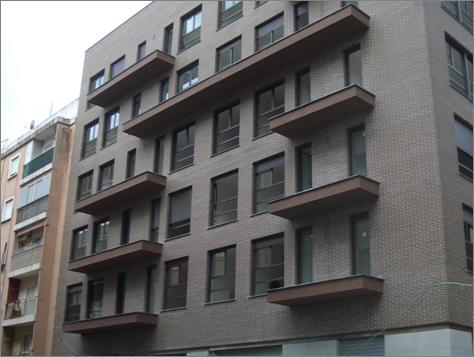 Edificio residencial en Valencia