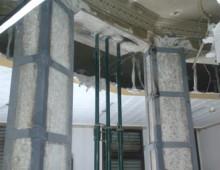 Reparación estructural edificio viviendas